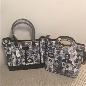 Handbags - Set of 2 Michelle Obama bags on special ❤️🎁👛